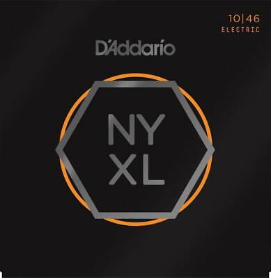 $ CDN21.52 • Buy Daddario Nyxl 10-46 Electric Guitar Strings