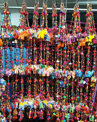 Lovely Handmade Thai Hanging Animals (Elephant, Pony, Owl) Wall / Home / Hanging • 14.99£