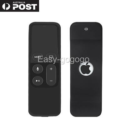 AU9.95 • Buy Remote Cover Skin For Case Silicone Apple TV 4th Gen Protective Controller