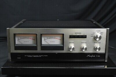 £1135.76 • Buy Kensonic Accuphase P-300 Stereo Power Amplifier In Very Good Condition