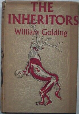 1955. 1st Edition  THE INHERITORS  WILLIAM GOLDING. (Author Of Lord Of The Flies • 3.75£