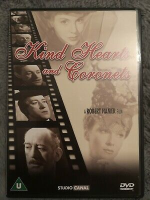 Kind Hearts And Coronets • 4.99£