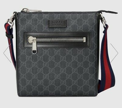 $ CDN214.99 • Buy GUCCI GG Supreme Small Shoulder Messenger Bag (Read Description)