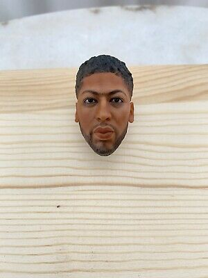 $99.99 • Buy New 1/6 Nba Lakers Anthony Davis Head Sculpt For 1/6 Figure