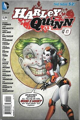 $ CDN4.71 • Buy Harley Quinn #0 (nm) The New 52, Batman, Dc Comics