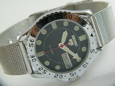 $ CDN38.90 • Buy VINTAGE UNUSED SEIKO 5 AUTOMATIC JAPAN MEN'S DAY/DATE WATCH 428-a213930-1