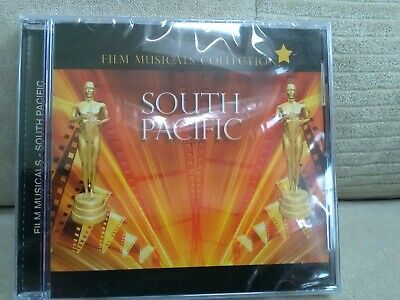 South Pacific Soundtrack CD New & Sealed • 4£