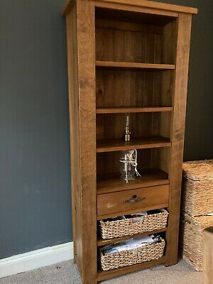 Next Oak Tall Bookcase / Cabinet / Dresser Shelf • 49£