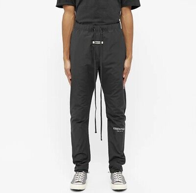 Fear Of God Essentials Nylon Track Pant Stretch Limo • 160£