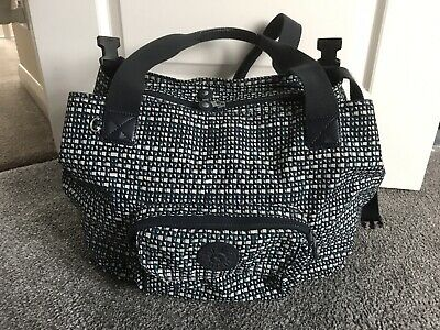 KIPLING BABY SWEETHEART CITY DAY/CHANGING BAG - Excellent Condition • 25£