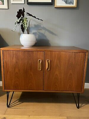 G Plan Cabinet With Hairpin Legs • 175£