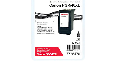 Office Depot Compatible Canon PG-540XL Ink Cartridge Black • 4.99£