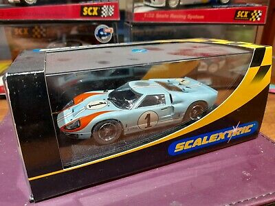 Scalextric Ford GT40 1969 No1 (New, Boxed) • 36£