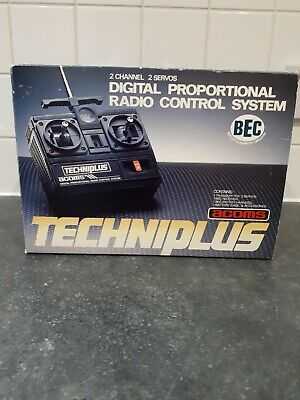 Vintage Acoms Techniplus Radio Controlled Car Transmitter  • 1.20£