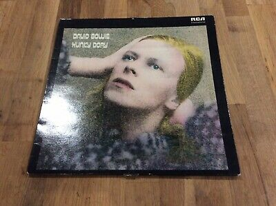 David Bowie Hunky Dory. 1971. INTS 5064 • 5£