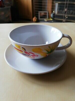 Nescafe Cafe Scene Cappuccino Cup And Saucer • 4.99£
