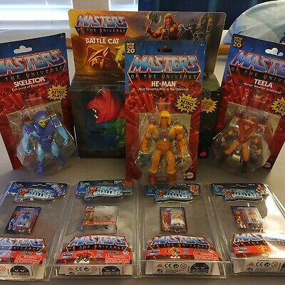$175 • Buy Masters Of The Universe Ultimate Collectors Bundle