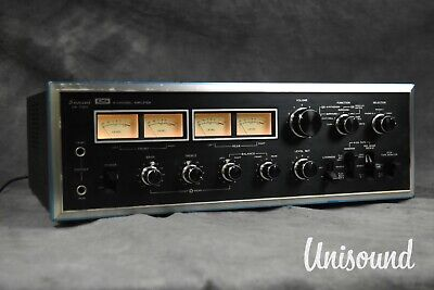 £672.83 • Buy Sansui QA-7000 4-Channel Synthesizer Integrated Amplifier In Very Good Cond.