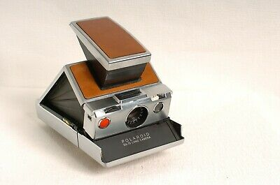 AU169 • Buy Polaroid SX-70 LAND CAMERA - Fully Serviced - Rustic! Iconic! Instant Camera #2