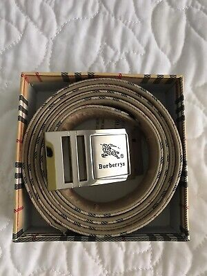 Burberry Belt Men Immaculate Condition • 126£