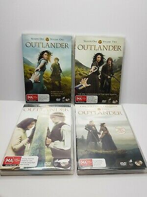 AU49 • Buy Outlander : Season 1 : Part 1 & 2 Season 3 & 4