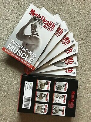 Mens Health Best Complete Guides To Peak Performance- Excellent Condition • 2.30£