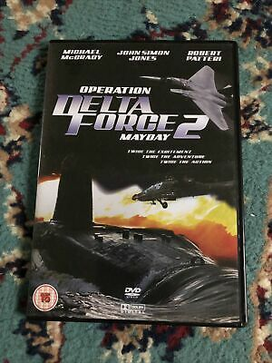 Delta Force 2 Mayday Used Dvd  • 0.50£