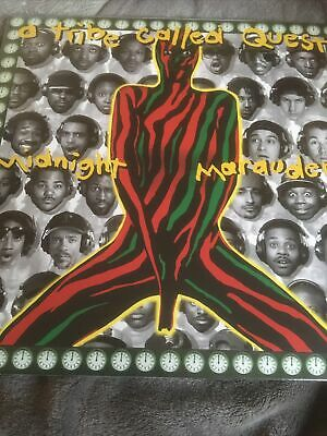 A Tribe Called Quest Midnight Marauders Vinyl LP Classic Hip-hop New And Sealed • 17£