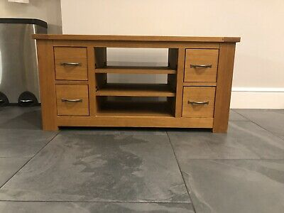 Next Cambridge Oak Furniture Tv Unit • 80£