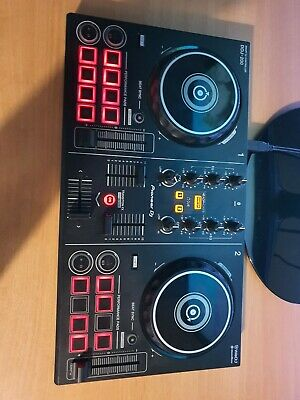 Pioneer DDJ200 2-Channel Double Deck DJ Controller - Perfect Condition. • 87£