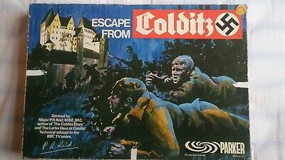 Escape From Colditz Board Game • 30£