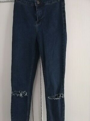 New Look Jenna Under Bump Skinny Maternity Jeans Size 8 • 4.50£