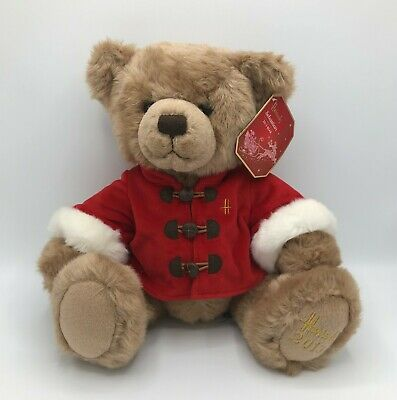 Harrods 2013 Annual Dated Christmas Bear (Sebastian)  - Excellent Condition! • 40£