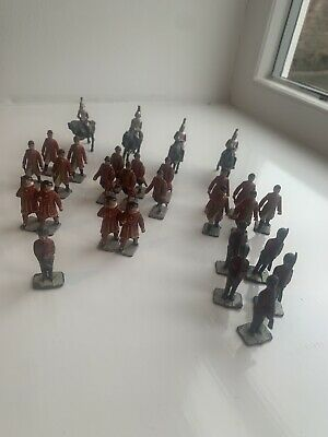 Johillco Lead Toy Soldiers 1950's Collection • 69.99£