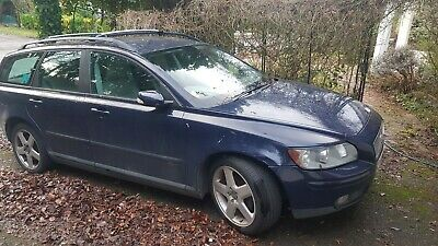 2005 Volvo V50 125,000 Miles. FSH.  Not Used Anymore Re Lockdown. • 200£