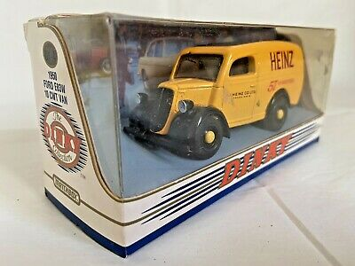 Matchbox Dinky Collection 1950 Ford Van 'Heinz' • 4£