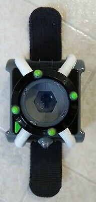 Ben 10 Deluxe Omnitrix Watch Light Up Sounds Talking Wrist Toys 2017 • 21.70£