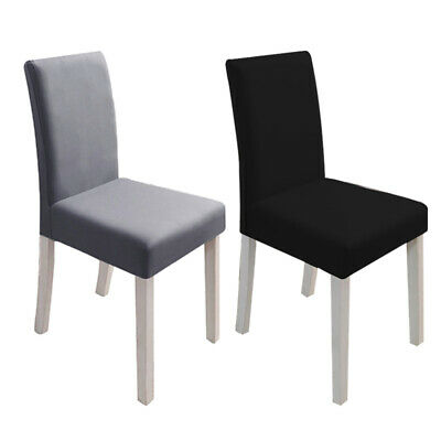AU14.99 • Buy Waterproof Long Back Chair Slipcover Washable Large Stretch Dinning Seat Cover E