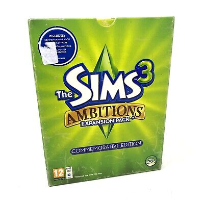 £7.99 • Buy The Sims 3: Ambitions (PC: Mac, 2010) Commemorative Edition