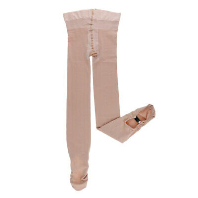 OverBoots Ice Figure Skating Roller Skates Tights Pants With Buckle Footed M • 11.34£