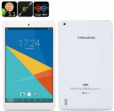AU60 • Buy Teclast 8 Inch Tablet P80H Android WIFI Bluetooth 8G - 64bit Quad-core Tablet PC