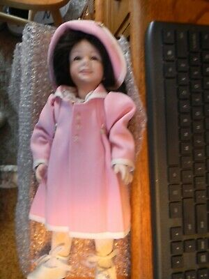 $ CDN12.75 • Buy GORGEOUS VINTAGE PORCELAIN DOLL 14 Inches Tall