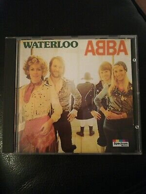 ABBA - Waterloo CD (+ Free Copy Of Gold Greatest Hits CD) • 2.39£