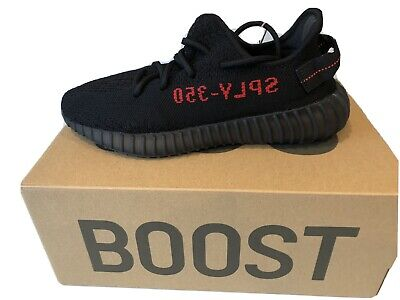 $ CDN472.18 • Buy Adidas Yeezy Boost 350 V2 Bred Size 11. In Hand, Ready To Ship!
