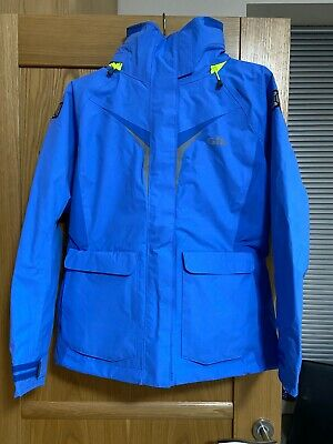Women's GILL OS3 Costal Jacket In Blue Size UK12 • 139£