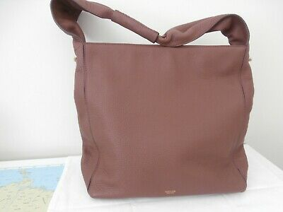 AU65 • Buy Oroton Chocolate Brown Leather Handbag