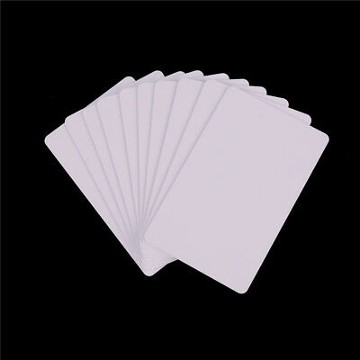 AU14.31 • Buy 10pcs Thin Smart Card NTAG215 NFC Forum Tag For All NFC Mobile Phone NFC CarZ9