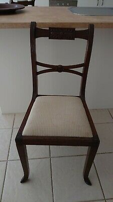 AU33 • Buy 6 X Antique Style Dining Chairs In Good Condition