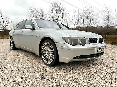 BMW 760 750 Li 6.0 V12 AUTO FULL HISTORY 2 KEYS IMMACULATE 20  ALLOYS PX SWAPS • 4,995£