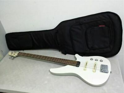 £471.69 • Buy Yamaha RBX4A2 White Electric Bass Guitar With Soft Case Japan Shipped